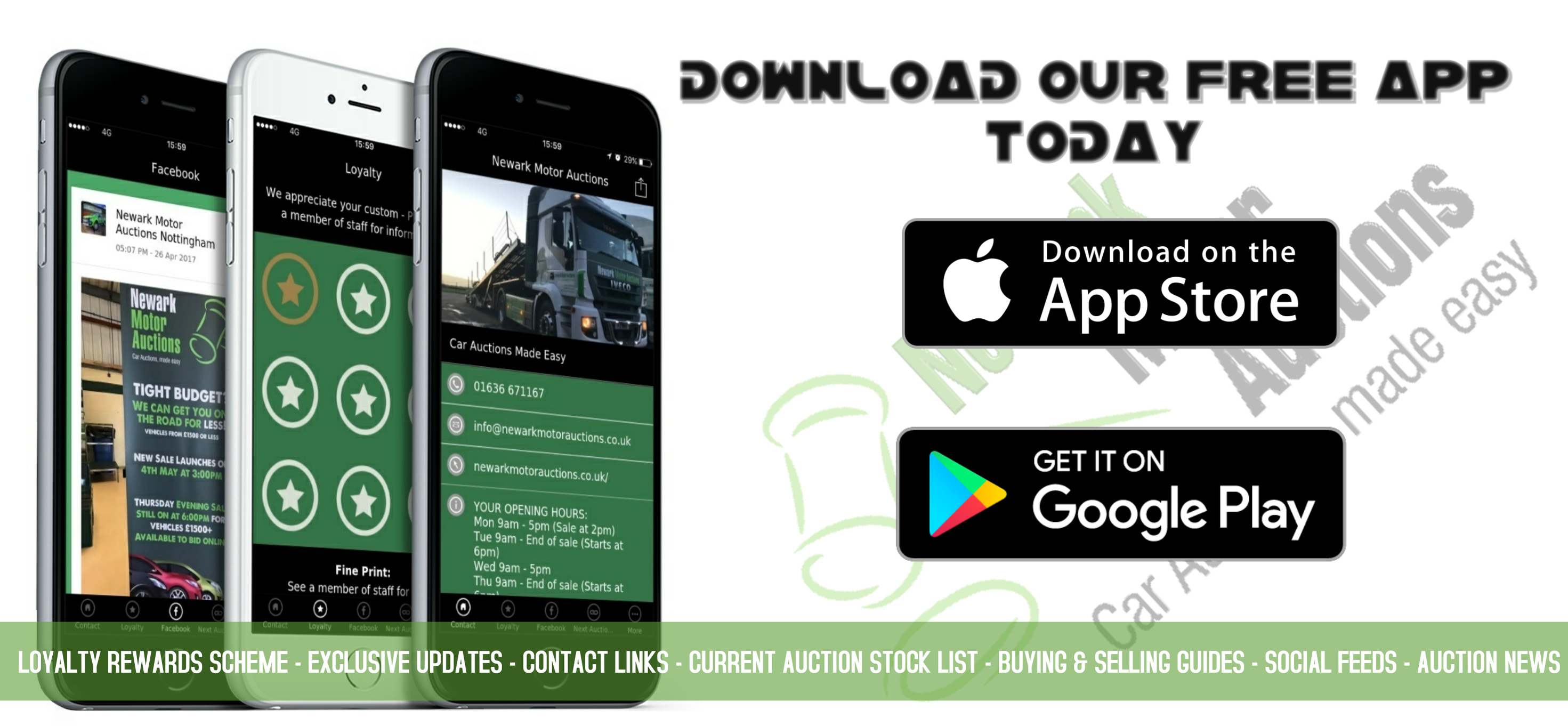 Car Auction Apps >> Car Auctions Newark Motor Auctions In Nottingham